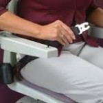 stairlift lap harness